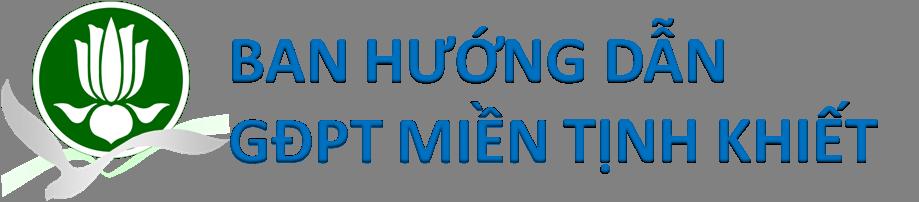 Ban Hướng Dẫn GĐPT Miền Tịnh Khiết